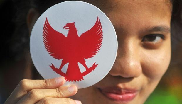 Garuda Merah (tempo.co)
